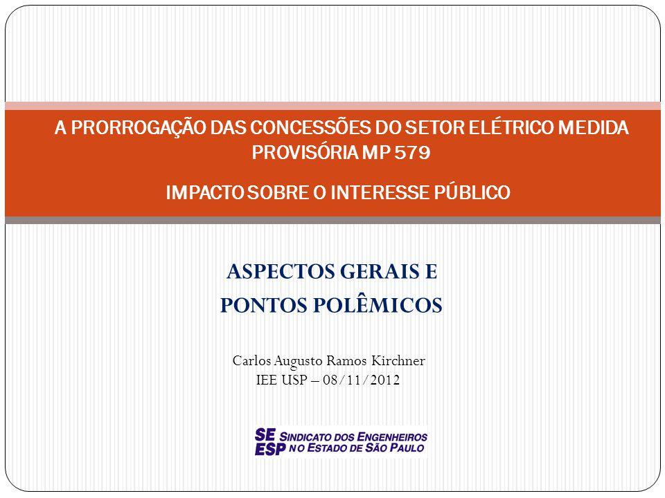 ASPECTOS GERAIS E PONTOS POLÊMICOS