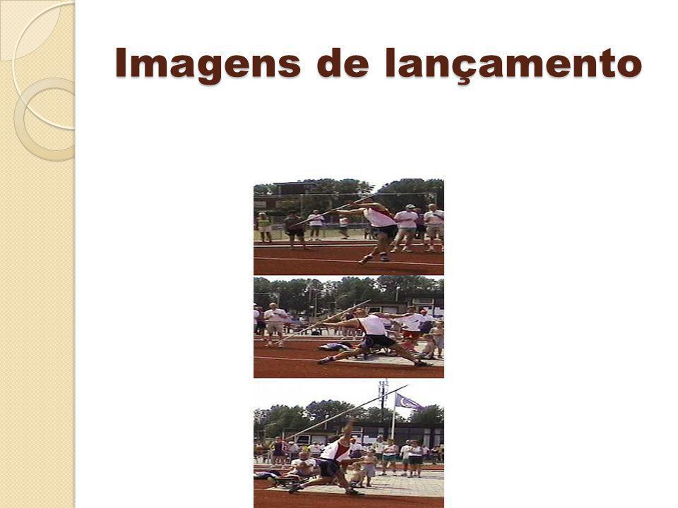 Imagens de lançamento