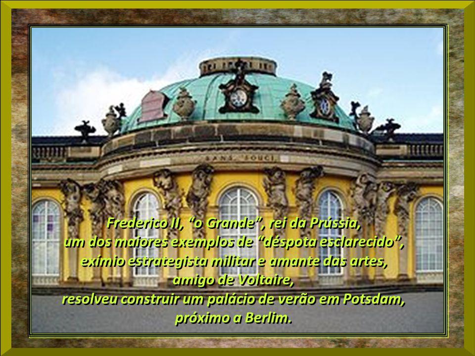 Frederico II, o Grande , rei da Prússia,