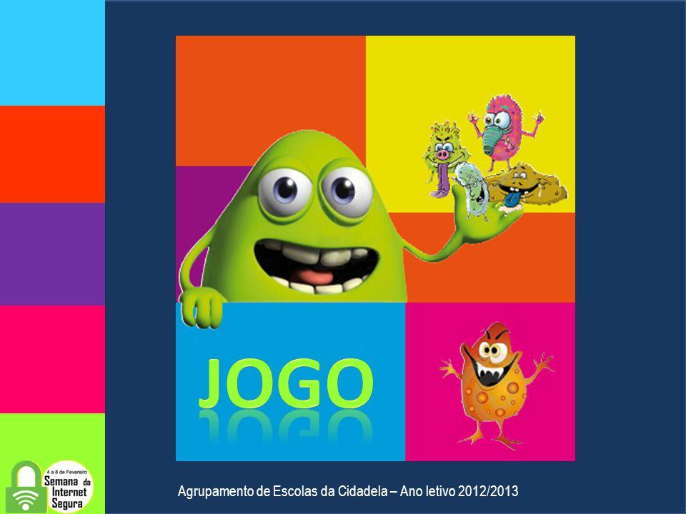 Agrupamento de Escolas da Cidadela – Ano letivo 2012/2013
