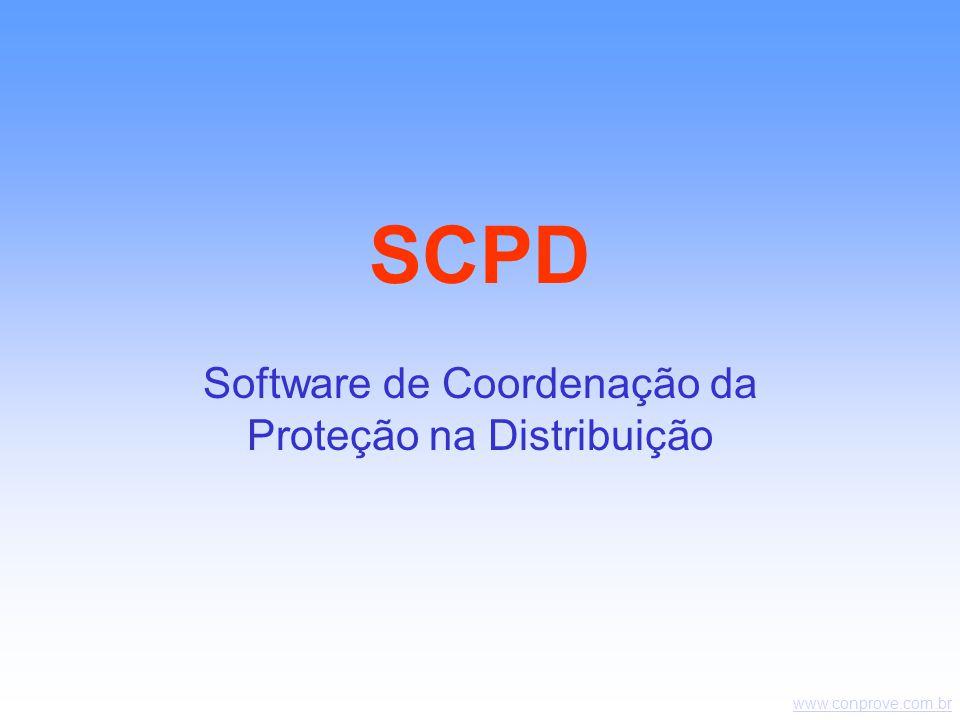 Software de Coordenação da Proteção na Distribuição