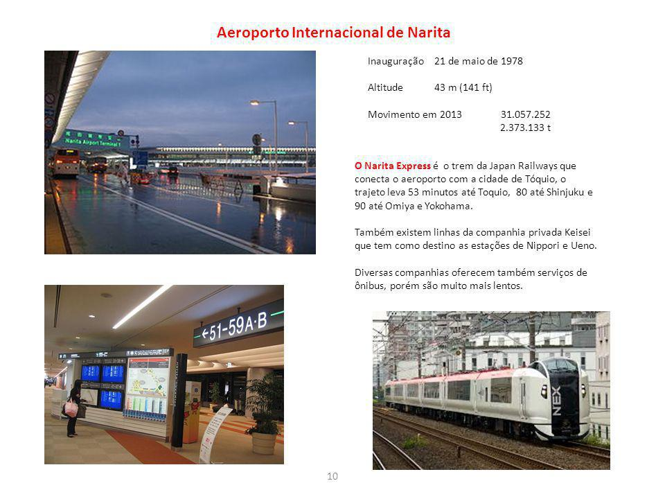 Aeroporto Internacional de Narita