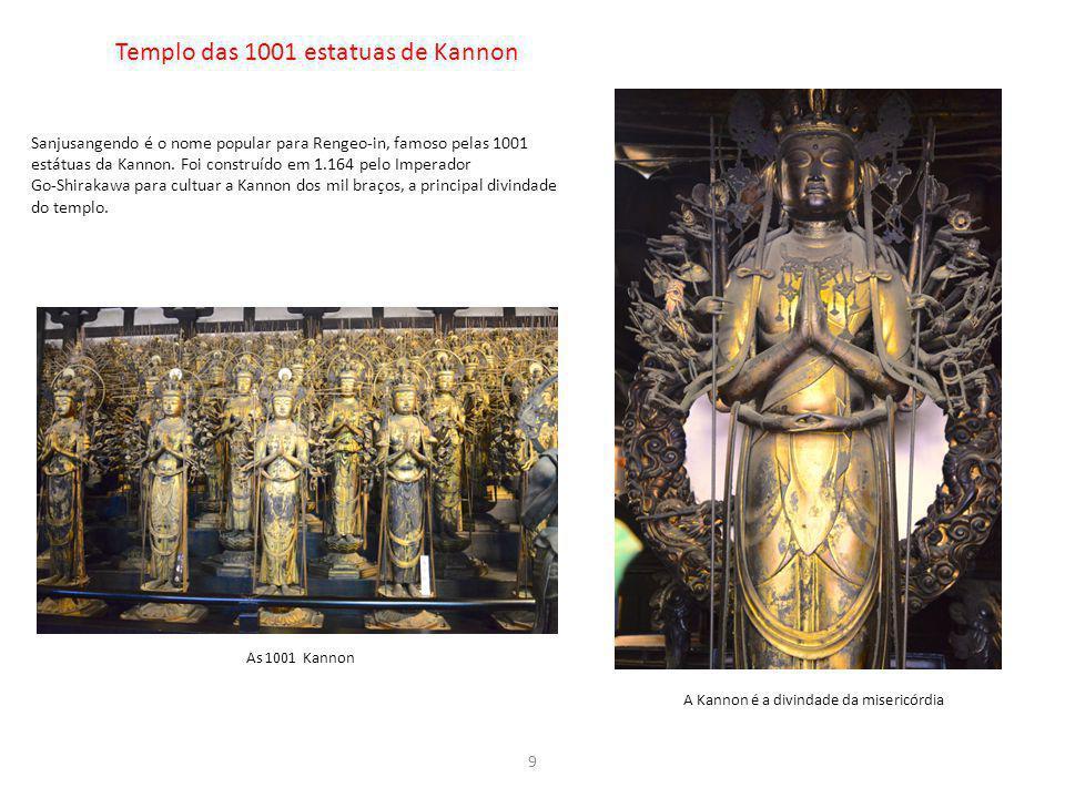 Templo das 1001 estatuas de Kannon