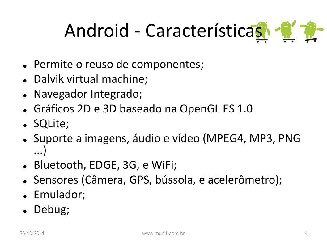 Android - Características