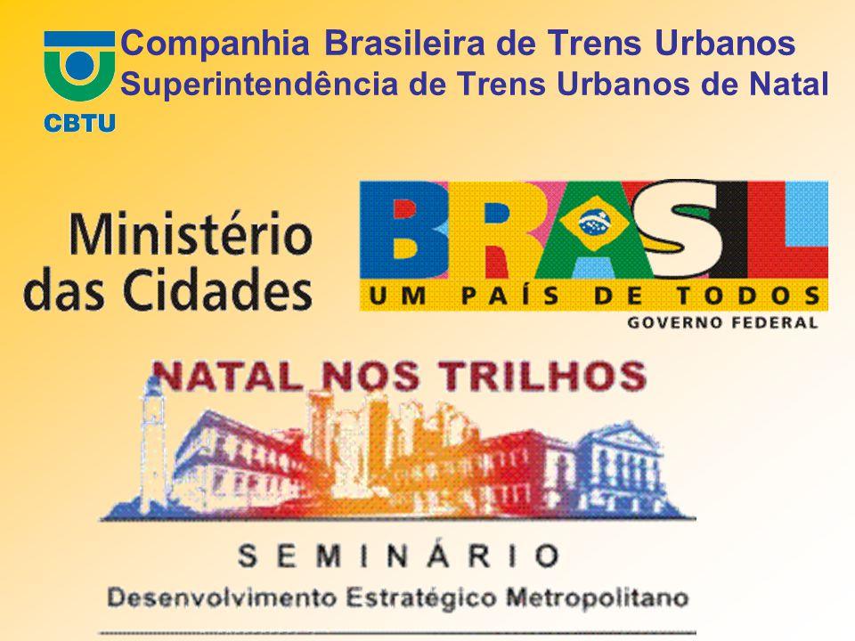 Companhia Brasileira de Trens Urbanos Superintendência de Trens Urbanos de Natal