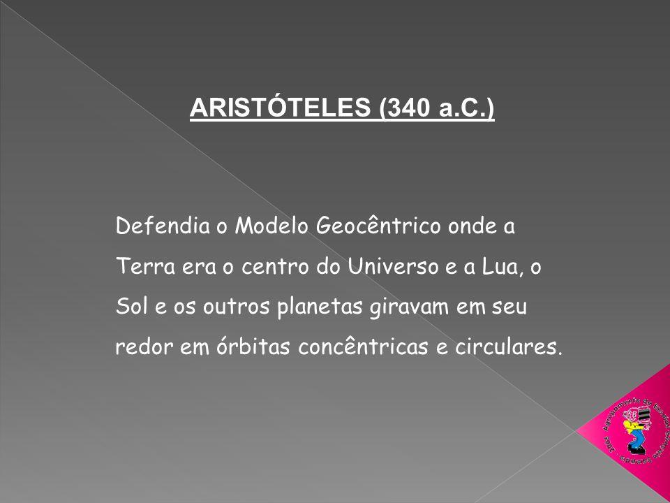 ARISTÓTELES (340 a.C.)