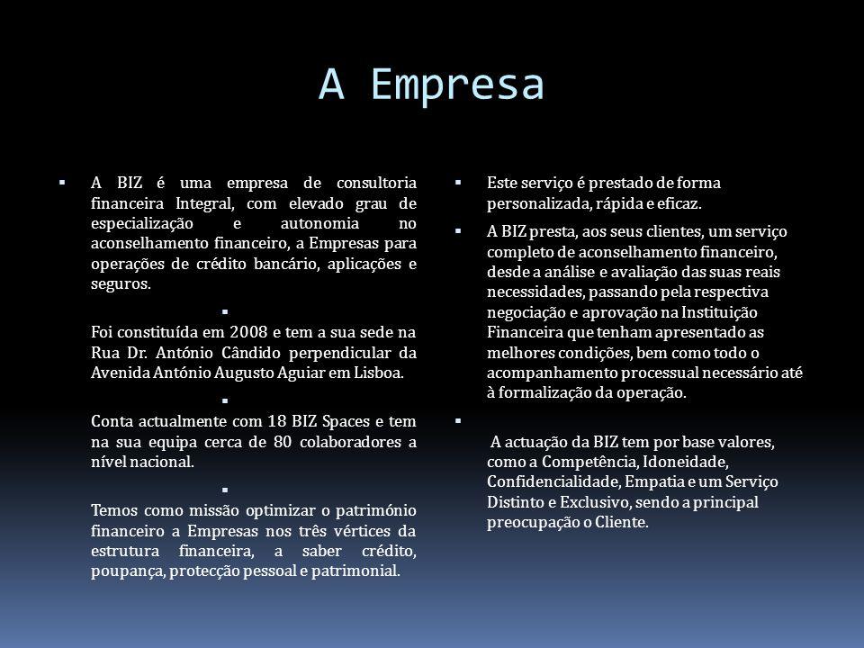 A Empresa