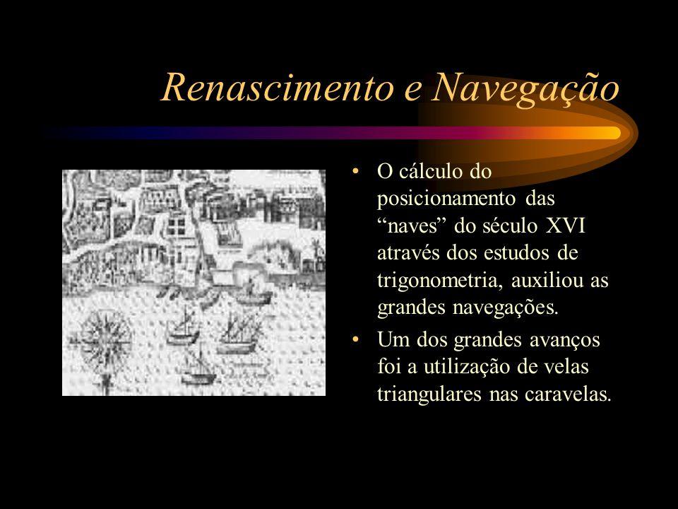Renascimento e Navegação