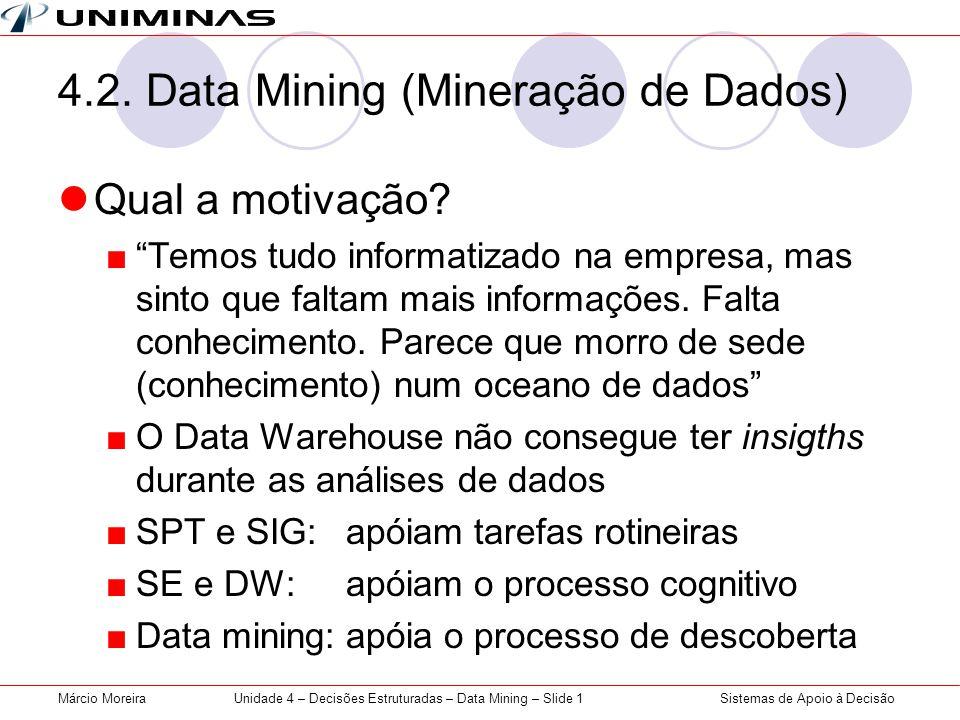 4.2. Data Mining (Mineração de Dados)