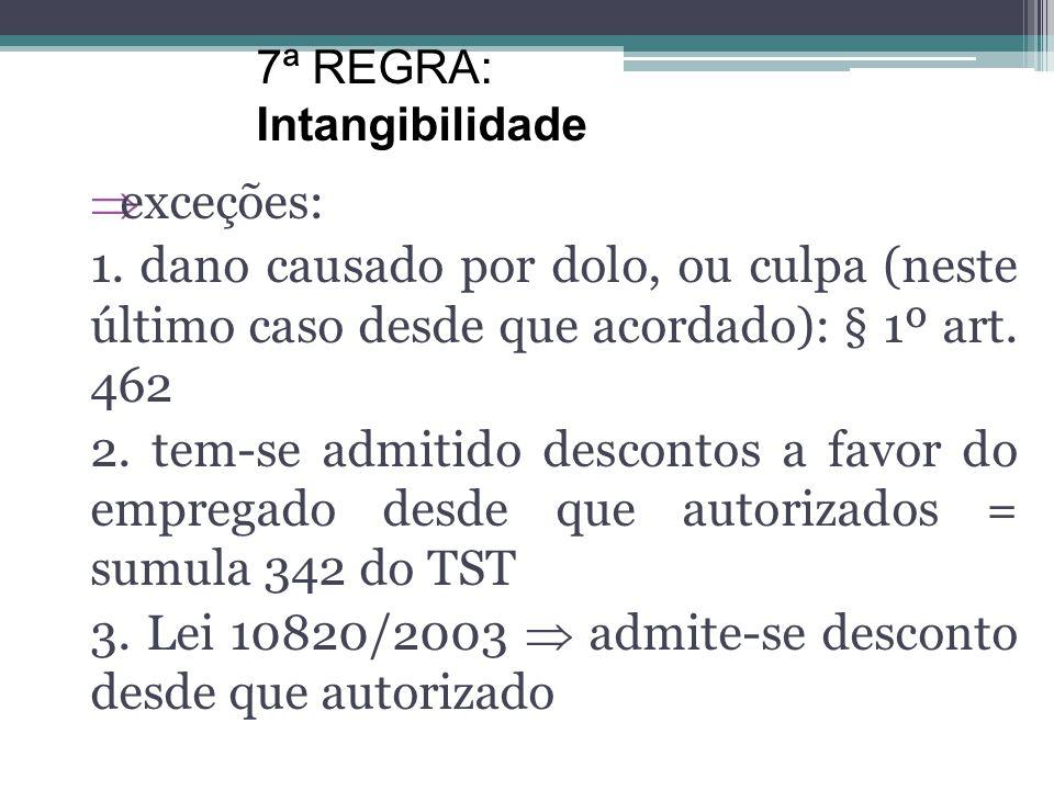 3. Lei 10820/2003  admite-se desconto desde que autorizado