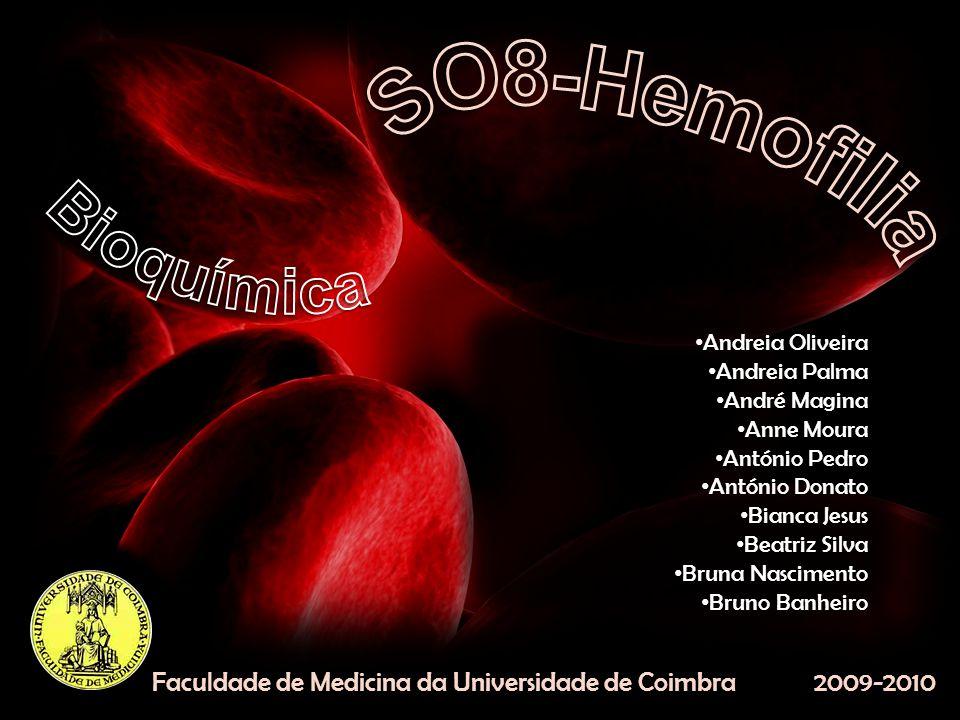 SO8-Hemofilia Bioquímica