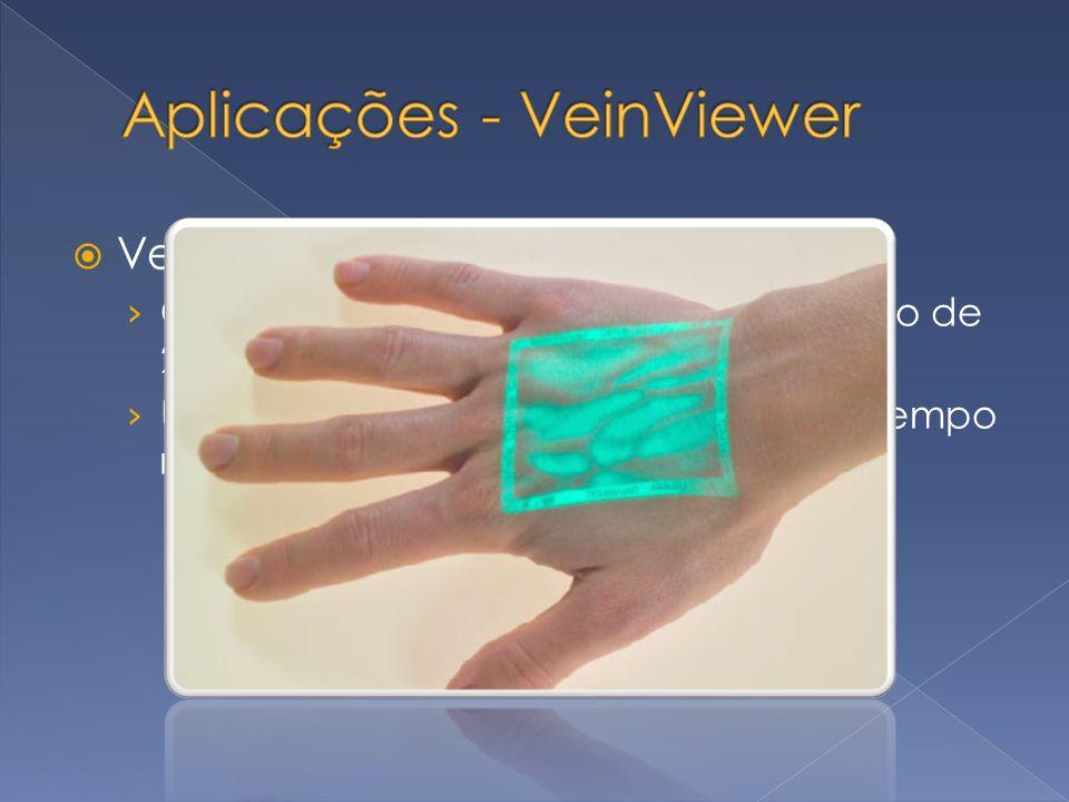 Aplicações - VeinViewer