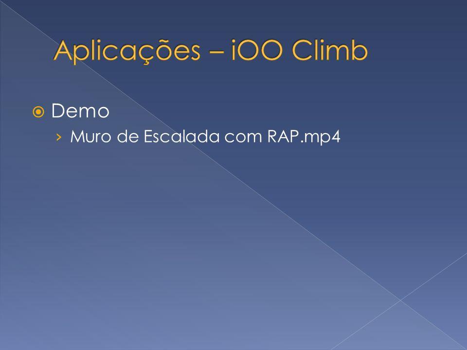 Aplicações – iOO Climb Demo Muro de Escalada com RAP.mp4