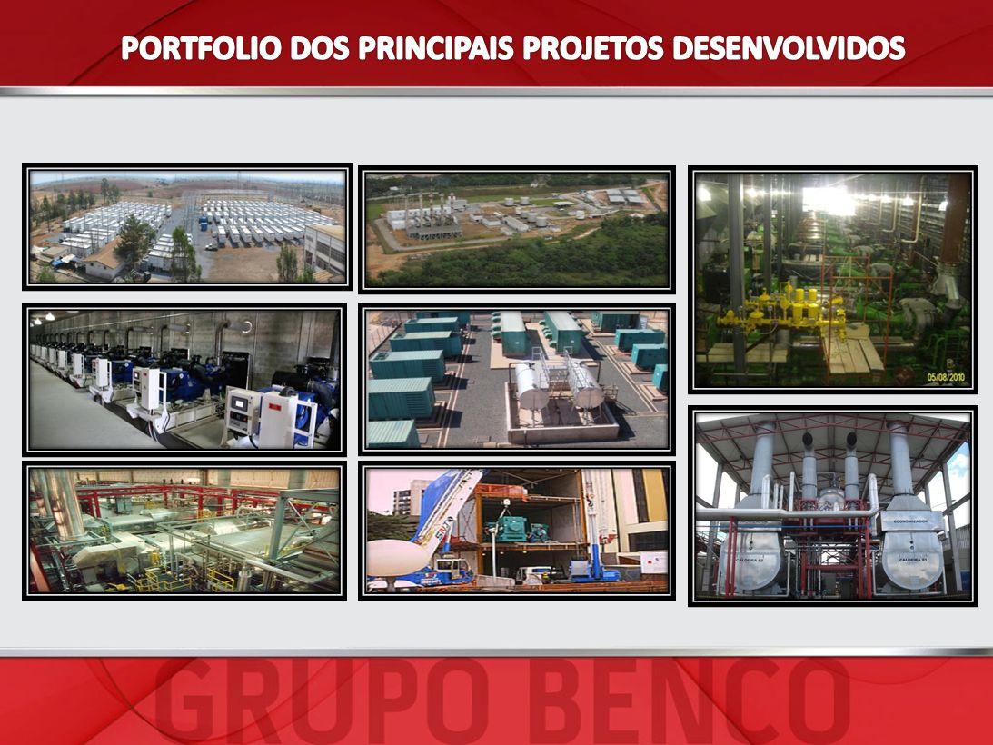 PORTFOLIO DOS PRINCIPAIS PROJETOS DESENVOLVIDOS