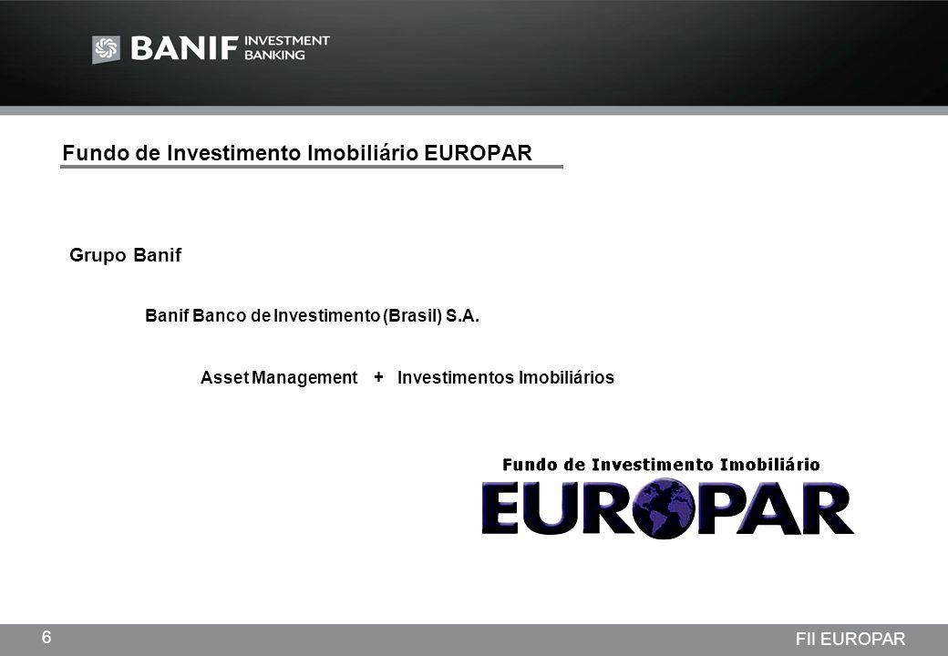 Fundo de Investimento Imobiliário EUROPAR