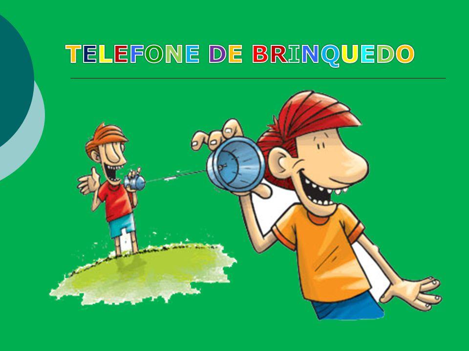 TELEFONE DE BRINQUEDO