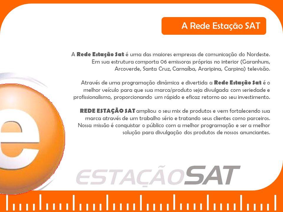 A Rede Estação SAT