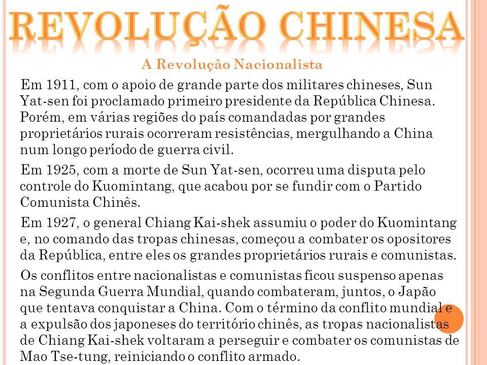 Revolução chinesa