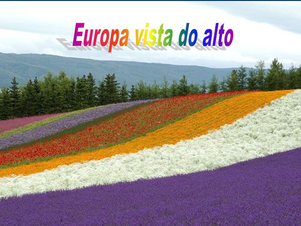 Europa vista do alto