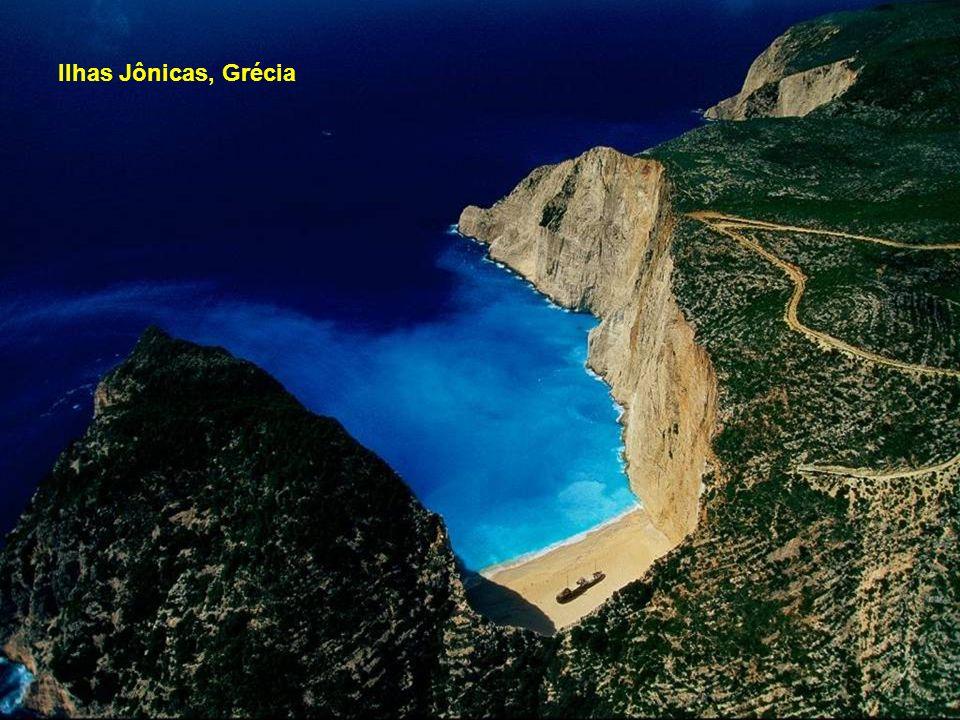 Ilhas Jônicas, Grécia