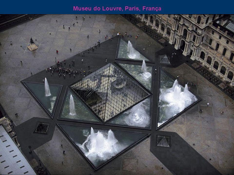 Museu do Louvre, Paris, França