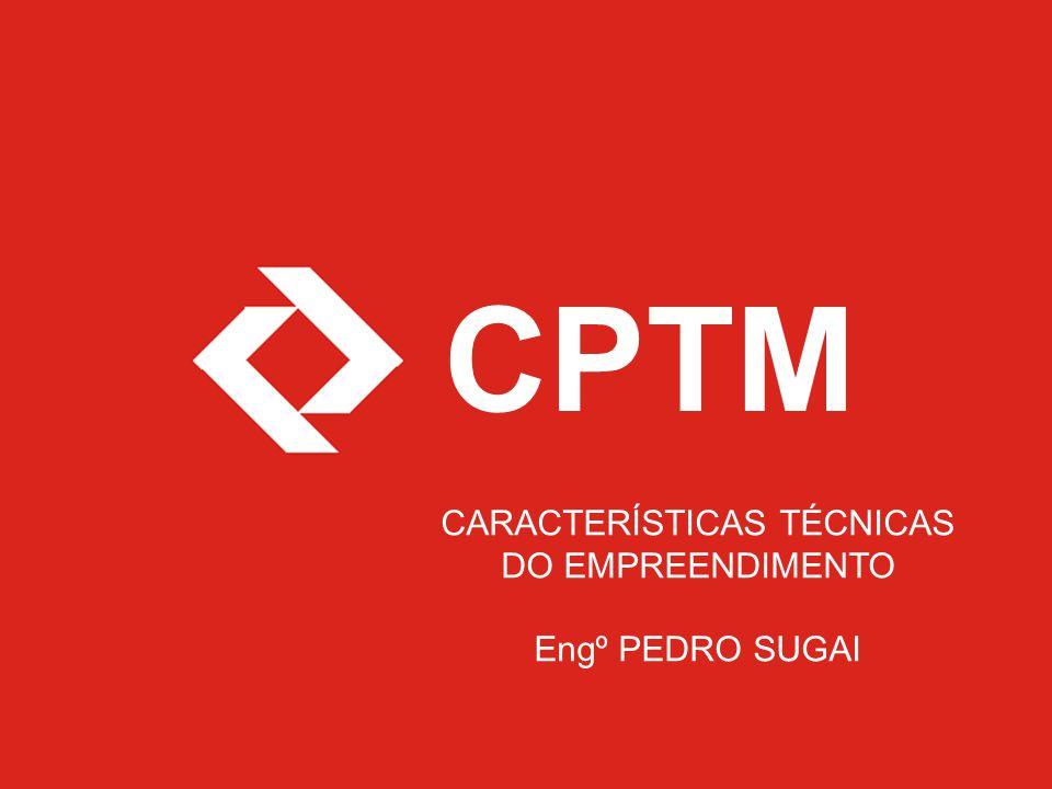 CARACTERÍSTICAS TÉCNICAS DO EMPREENDIMENTO