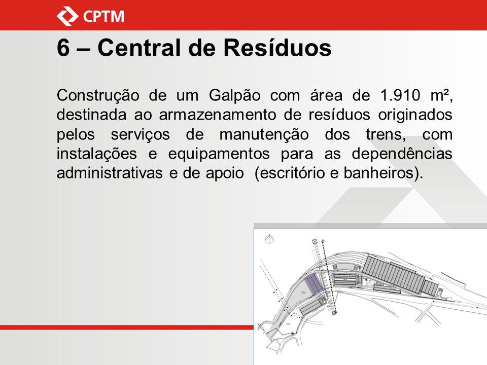 6 – Central de Resíduos