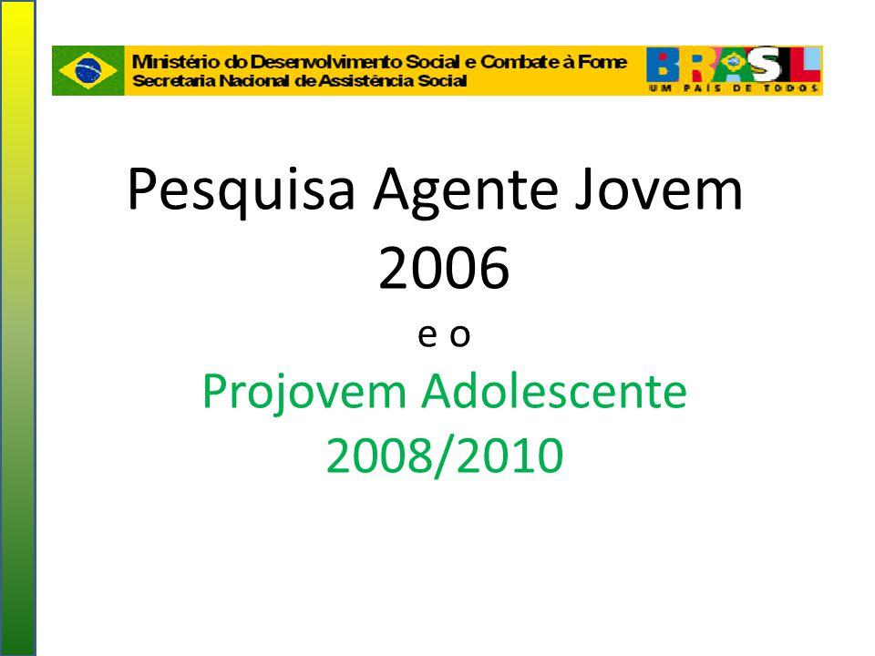 Projovem Adolescente 2008/2010