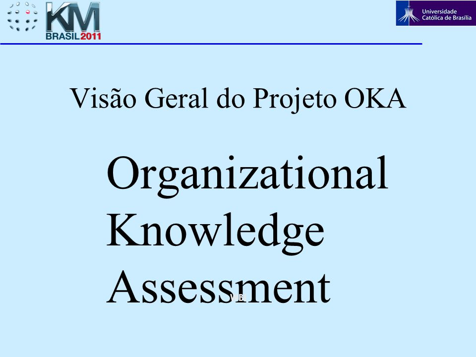 Organizational Knowledge Assessment