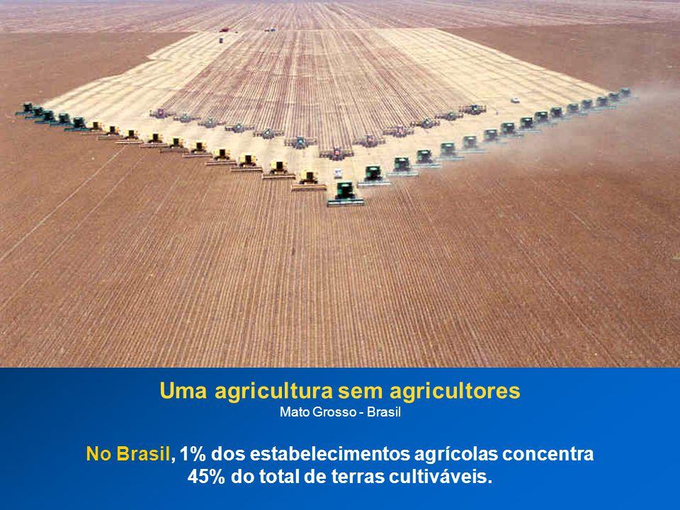 Uma agricultura sem agricultores
