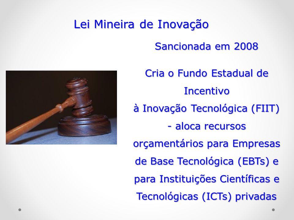 Lei Mineira de Inovação