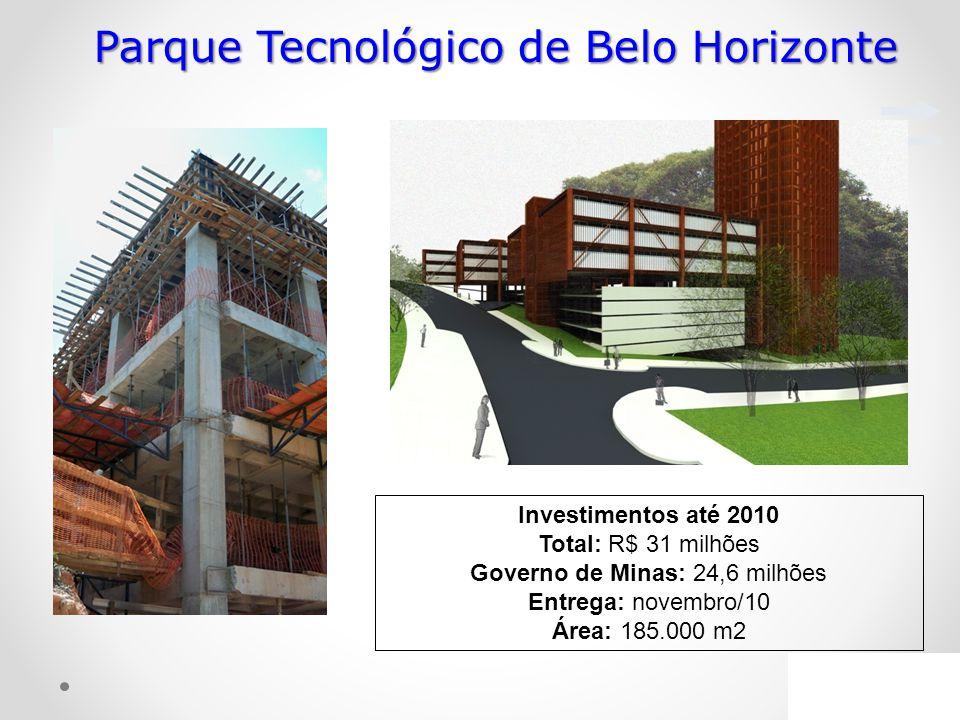 Parque Tecnológico de Belo Horizonte