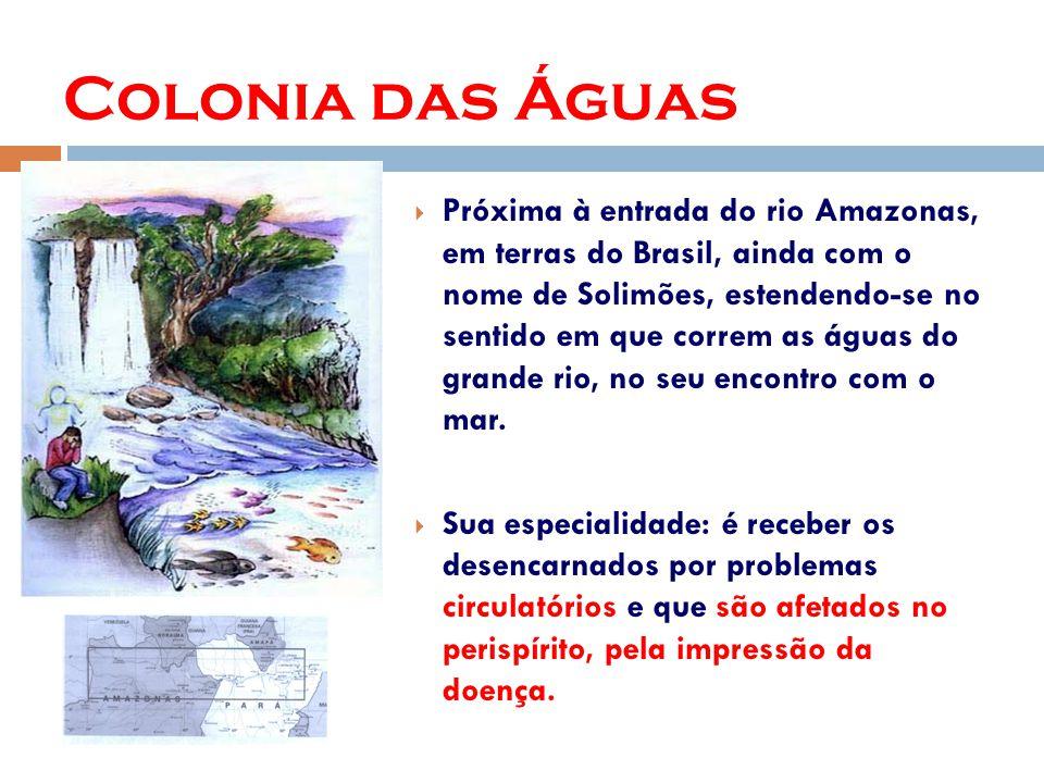 Colonia das Águas