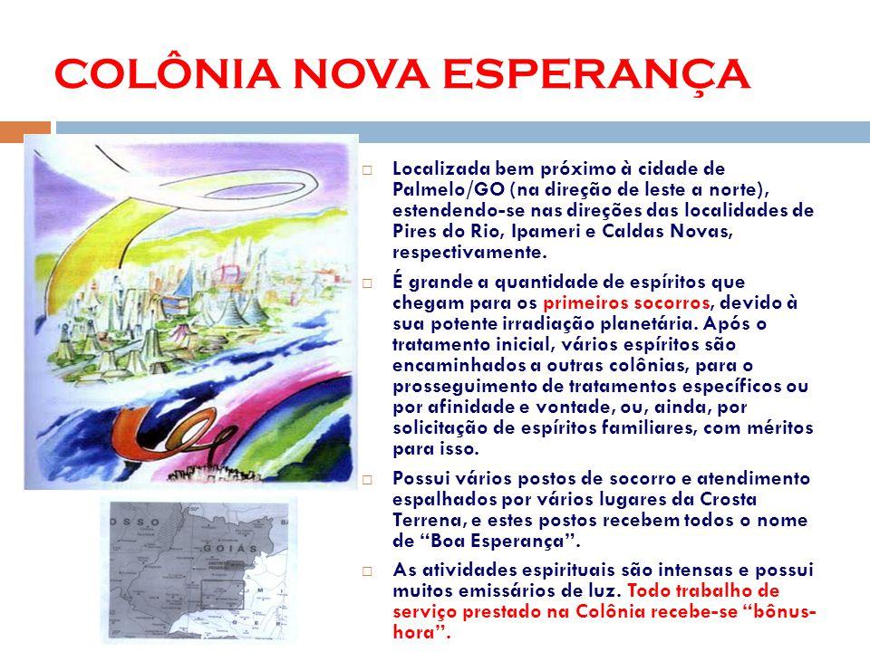 COLÔNIA NOVA ESPERANÇA