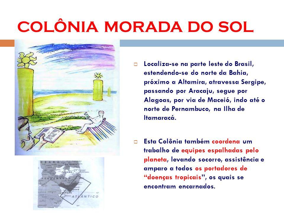 COLÔNIA MORADA DO SOL