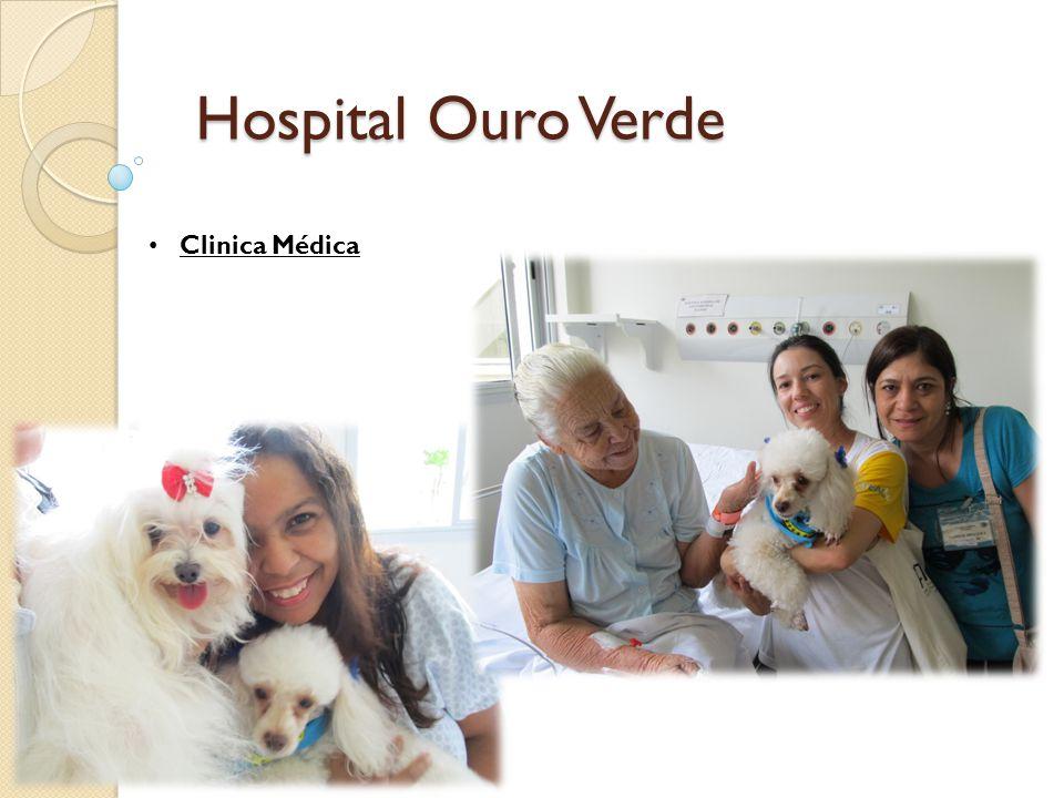 Hospital Ouro Verde Clinica Médica