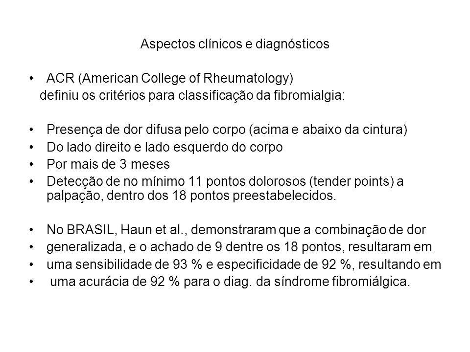 Aspectos clínicos e diagnósticos