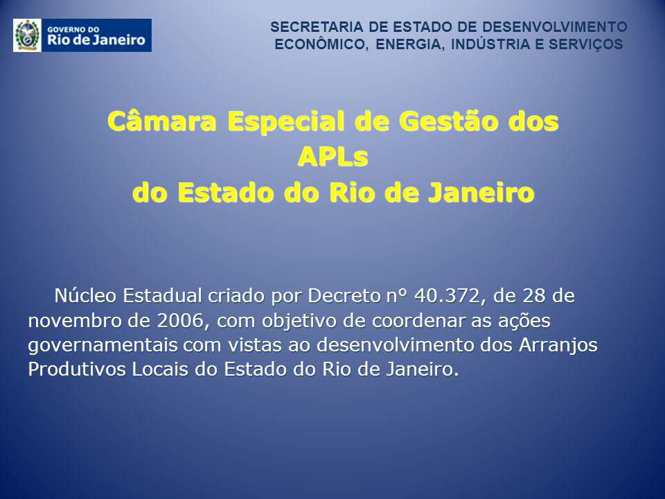Câmara Especial de Gestão dos do Estado do Rio de Janeiro