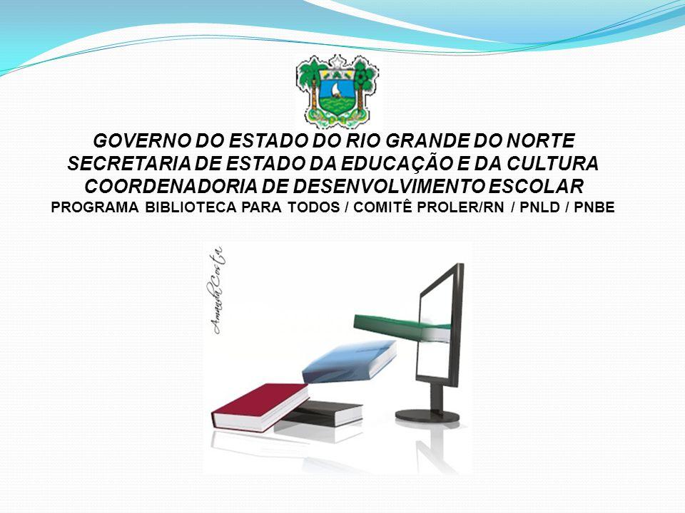 COORDENADORIA DE DESENVOLVIMENTO ESCOLAR