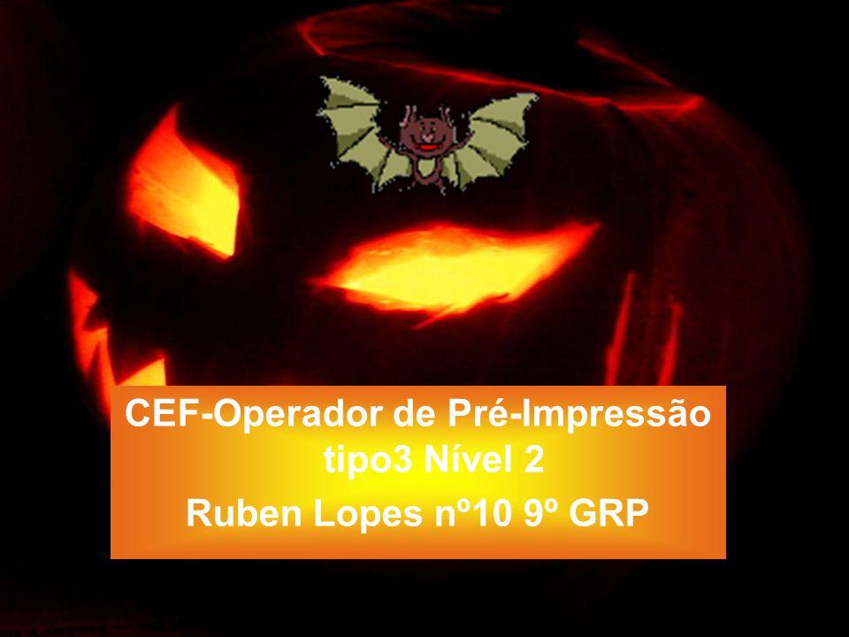 CEF-Operador de Pré-Impressão tipo3 Nível 2