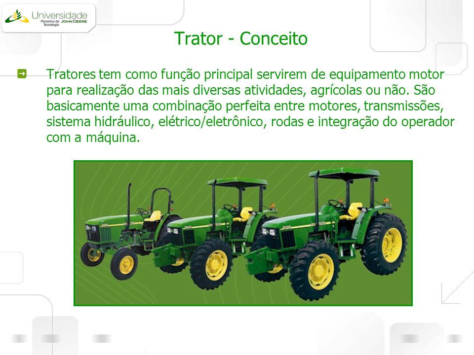 Trator - Conceito