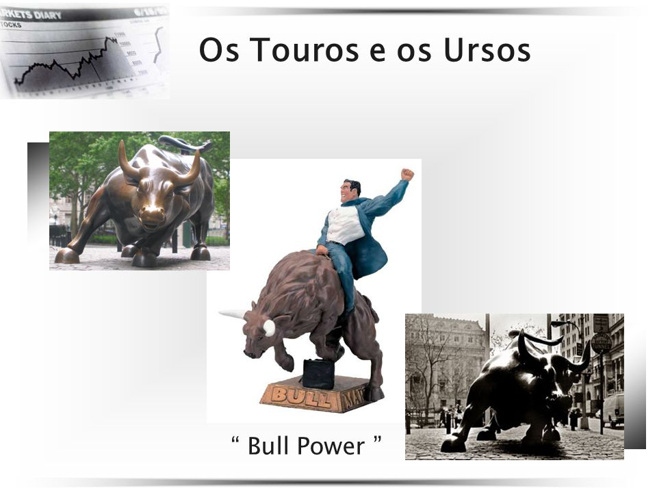 Os Touros e os Ursos Bull Power