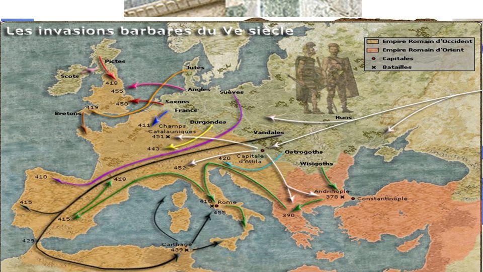 O Império Romano: Baixo Império O Império Romano: Alto Império