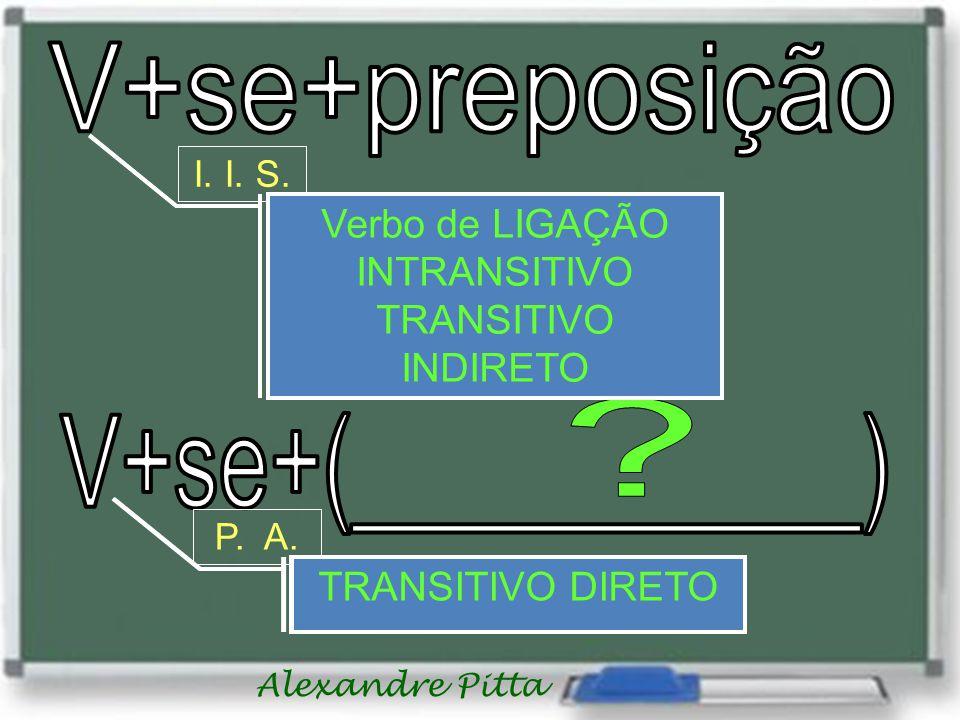 singular Singular/plural V+se+preposição V+se+(__________)