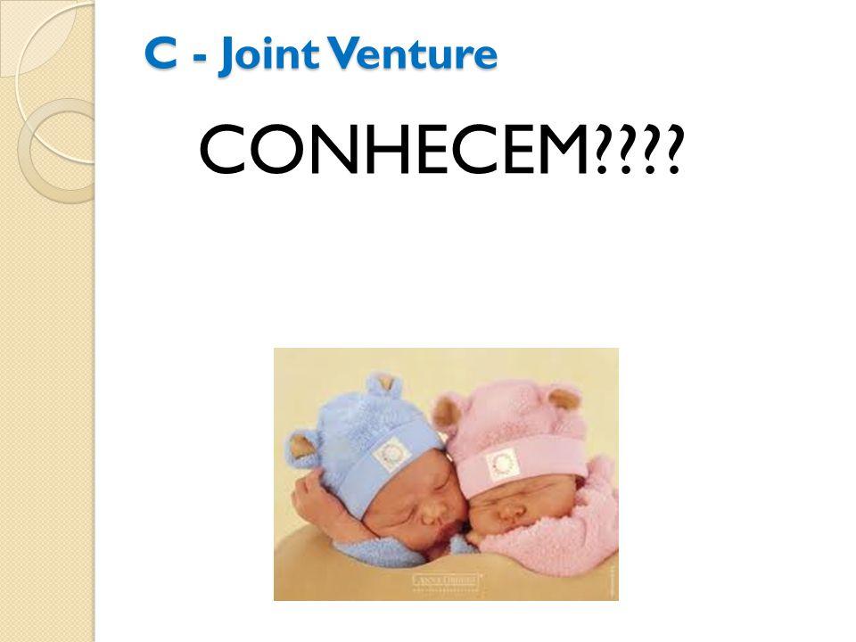 C - Joint Venture CONHECEM