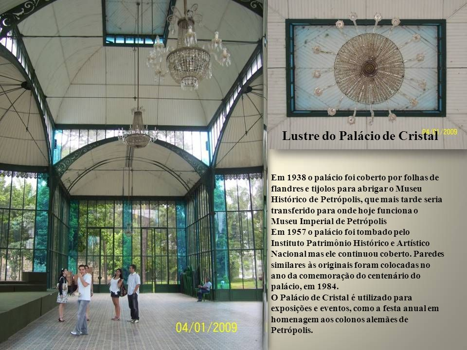Lustre do Palácio de Cristal