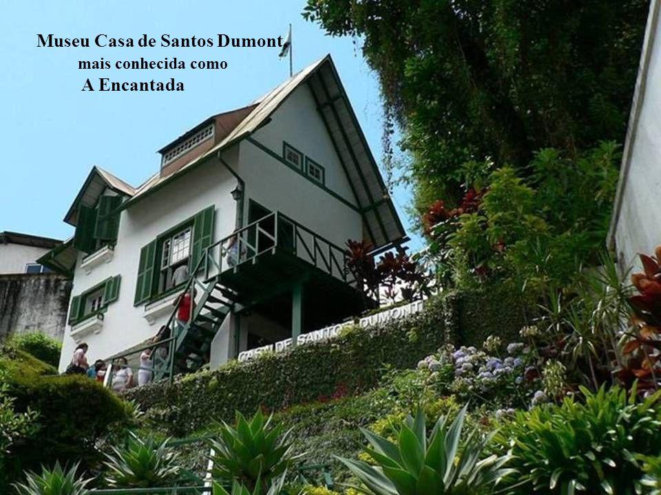 Museu Casa de Santos Dumont, mais conhecida como