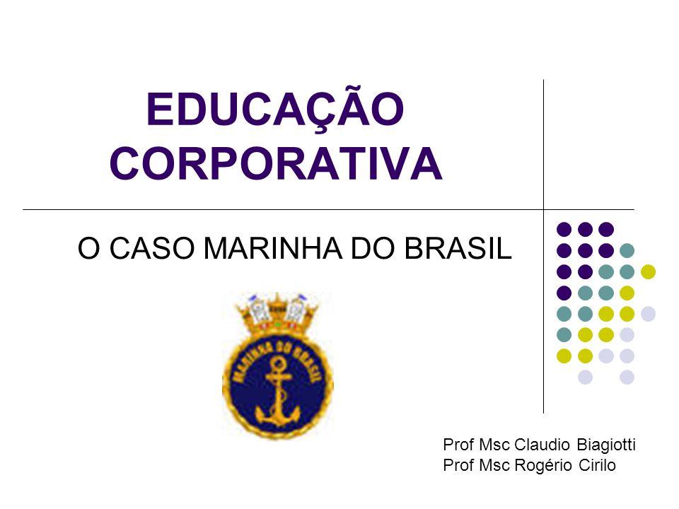 O CASO MARINHA DO BRASIL