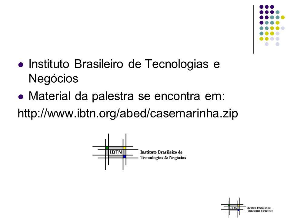 Instituto Brasileiro de Tecnologias e Negócios