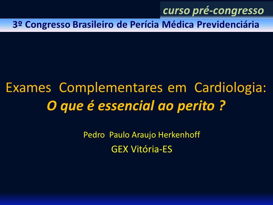 Pedro Paulo Araujo Herkenhoff GEX Vitória-ES
